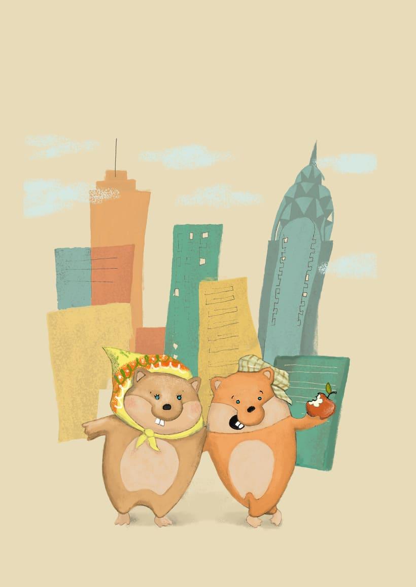 Hamsters en NY Albert Pinilla -1
