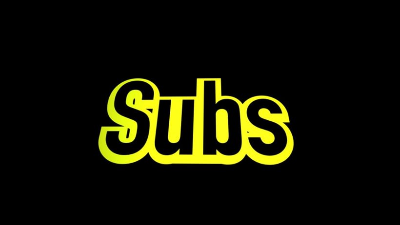 Subs - Canal de TV  0
