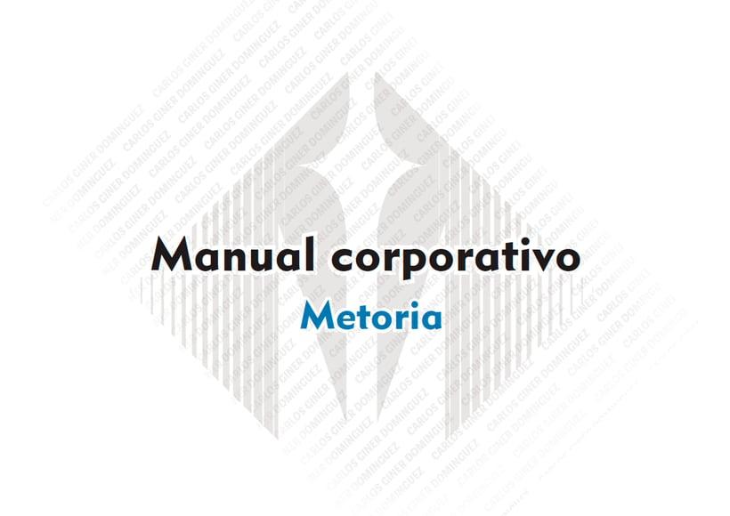 Manual de Identidad - Planetario Metoria 0