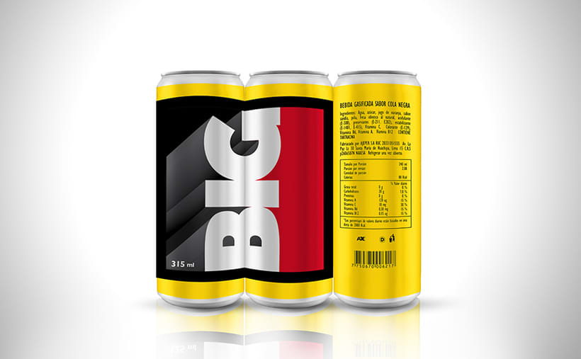 BIG COLA 4