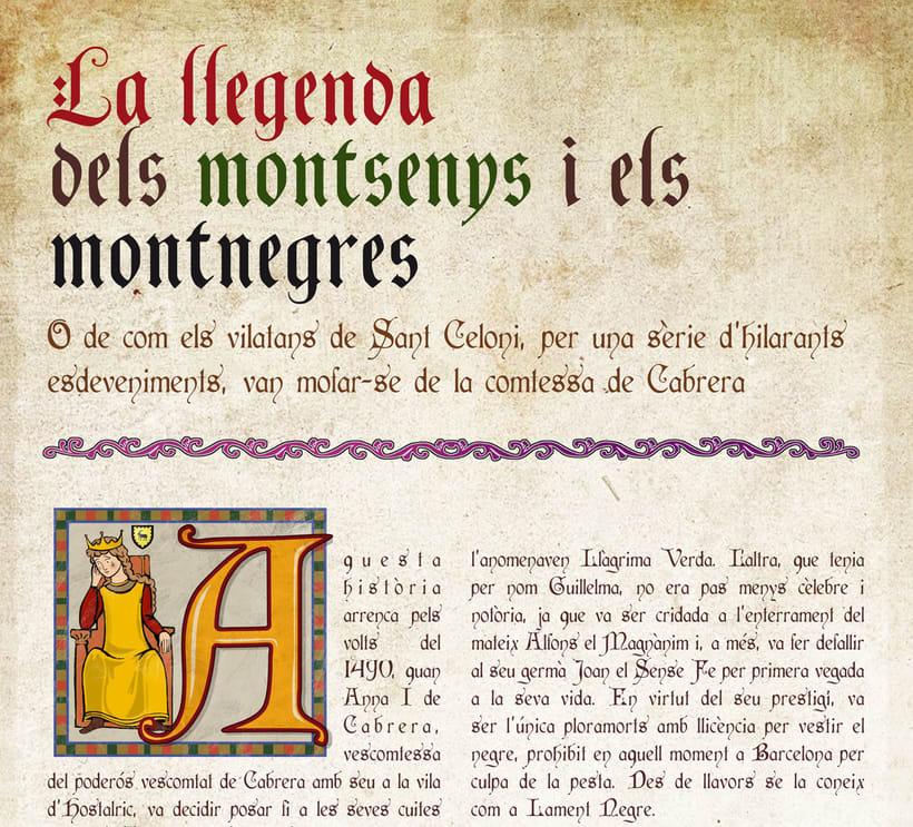 LLegenda Montsenys i Montnegres 0