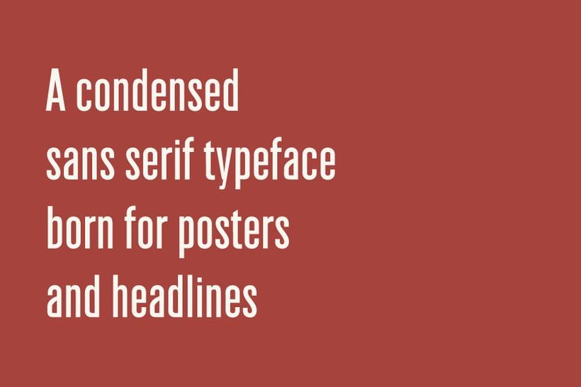 Americana tipografía 2