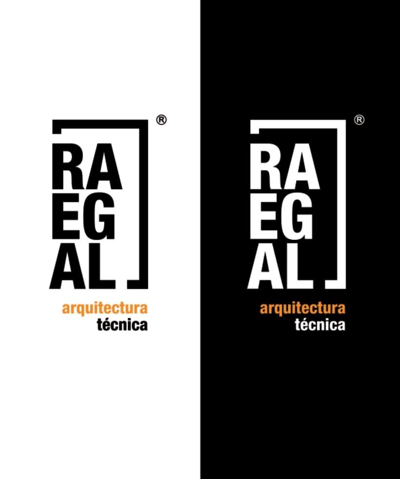 Raegal: Identidad Corporativa 0