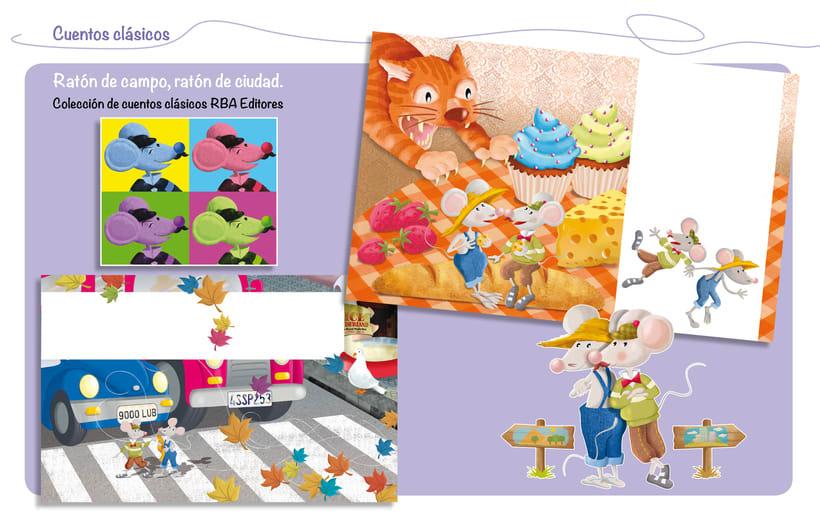 Book Ilustración infantil y libros de texto 1