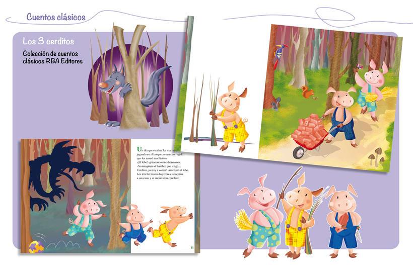 Book Ilustración infantil y libros de texto 2