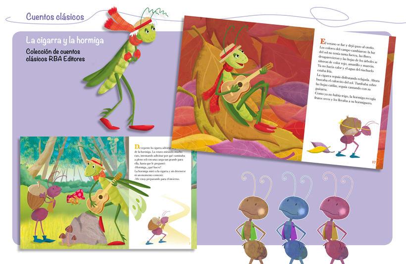 Book Ilustración infantil y libros de texto 3