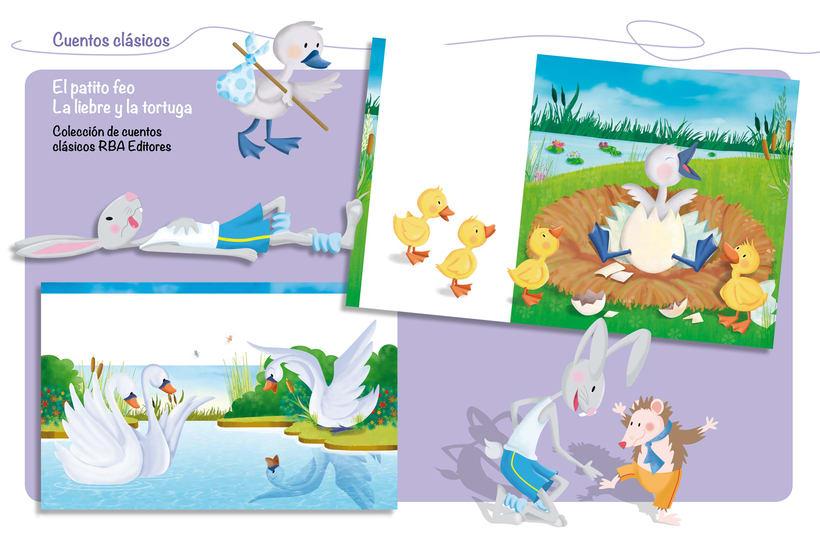 Book Ilustración infantil y libros de texto 4