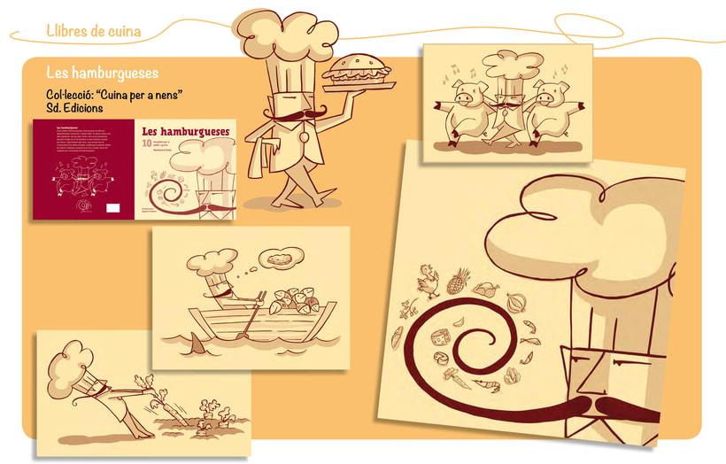 Book Ilustración infantil y libros de texto 5