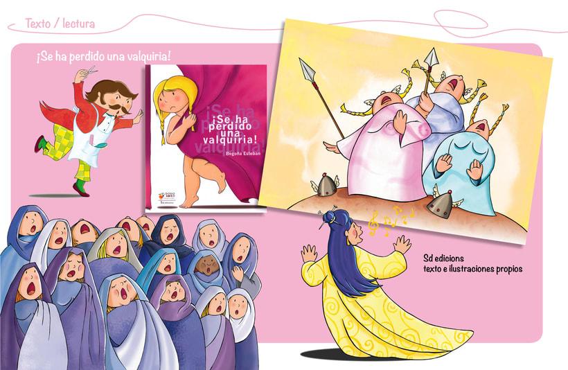 Book Ilustración infantil y libros de texto 6