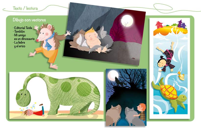 Book Ilustración infantil y libros de texto 8