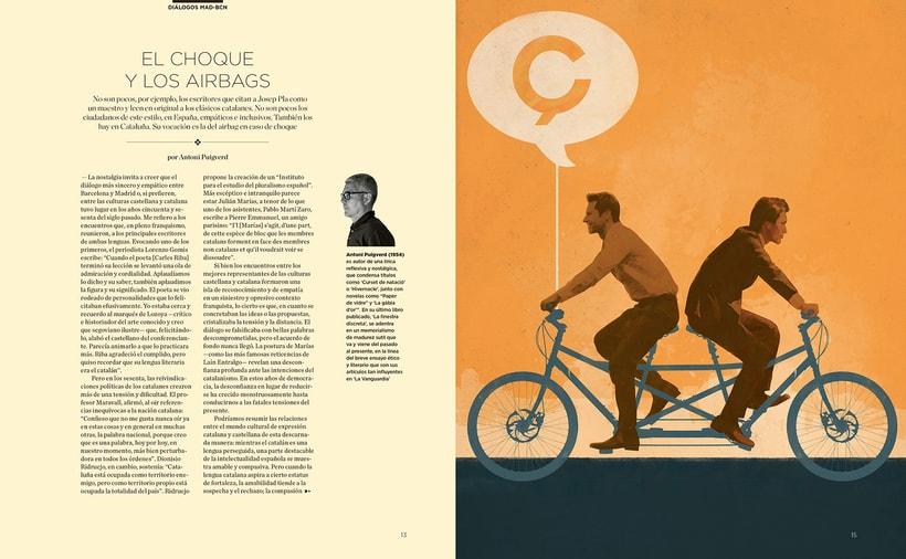 Revista Foment del Treball / Otoño 2015 3