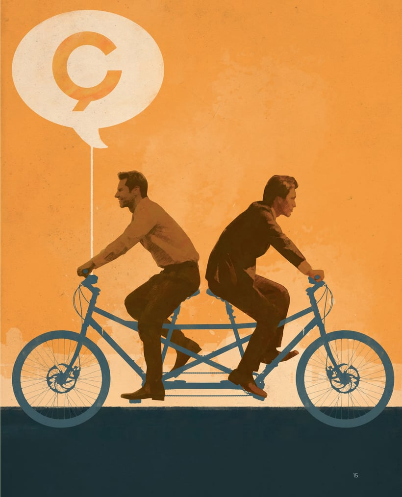 Revista Foment del Treball / Otoño 2015 4