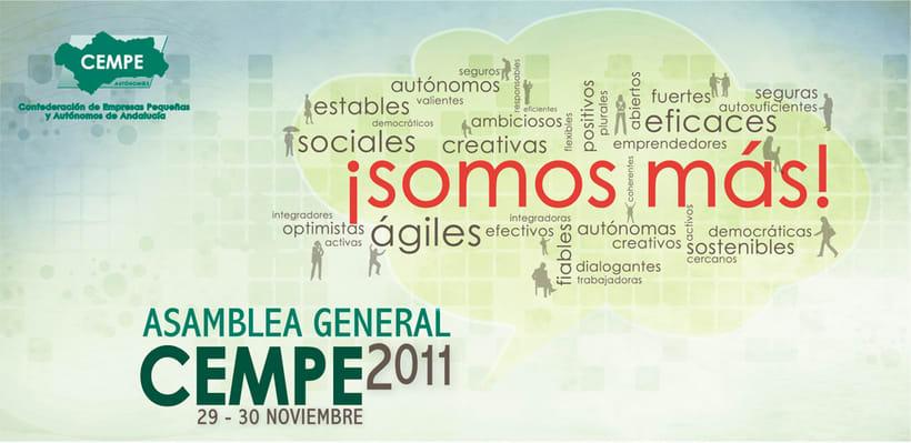 CEMPE  - Marca Corporativa / Medios 4