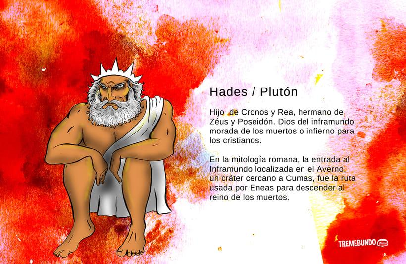 Dioses grecolatinos 3