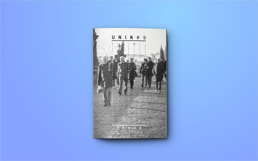 UNIK Magazine 0