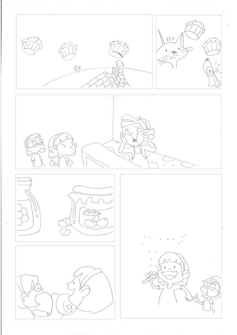 Les històries de la petita enxaneta Olívia 3