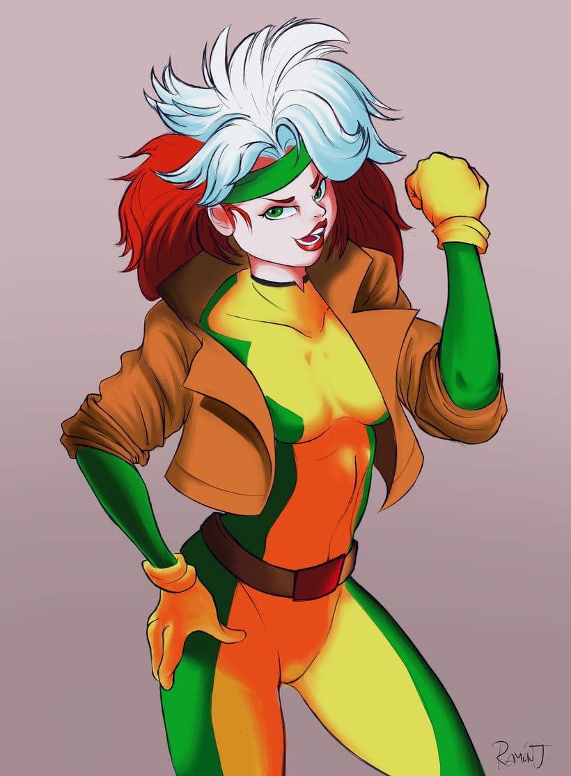 Fan art - Cartoon Characters 3