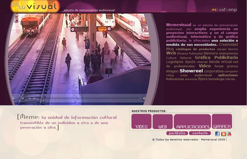 Memevisual - Productora audiovisual 0
