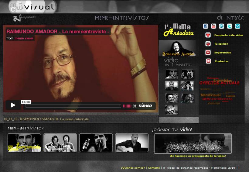 Memevisual - Productora audiovisual 2