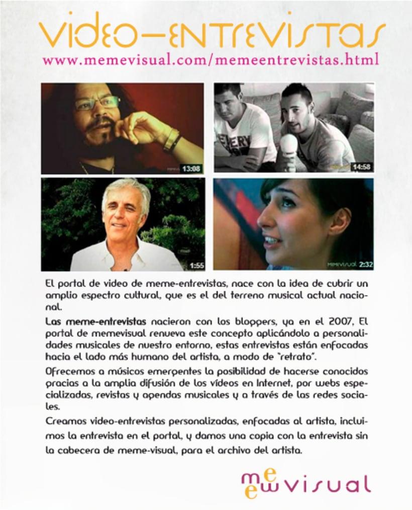 Memevisual - Productora audiovisual 5