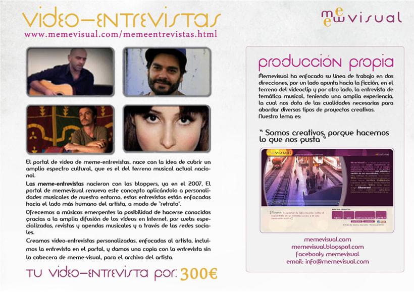 Memevisual - Productora audiovisual 4