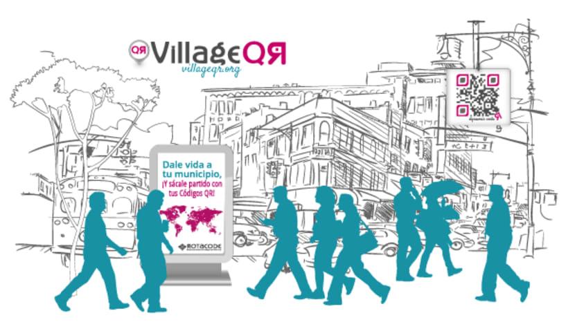 VillageQR - Desarrollo producto y Marca  2