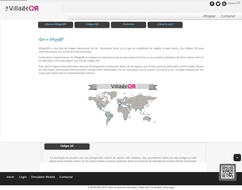 VillageQR - Desarrollo producto y Marca  7