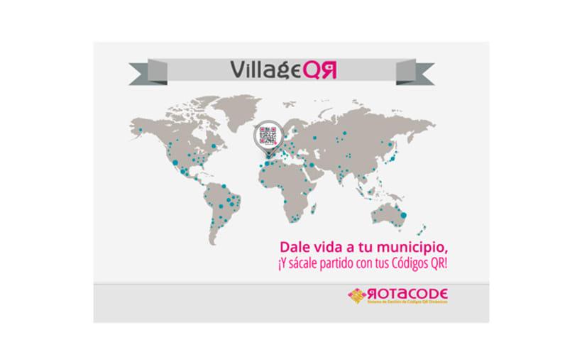 VillageQR - Desarrollo producto y Marca  8