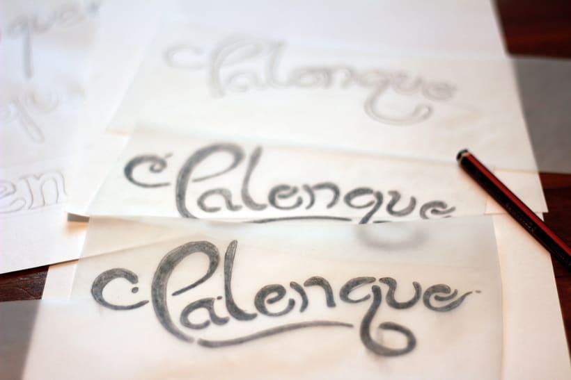 Mi Proyecto del curso Los secretos dorados del lettering 2