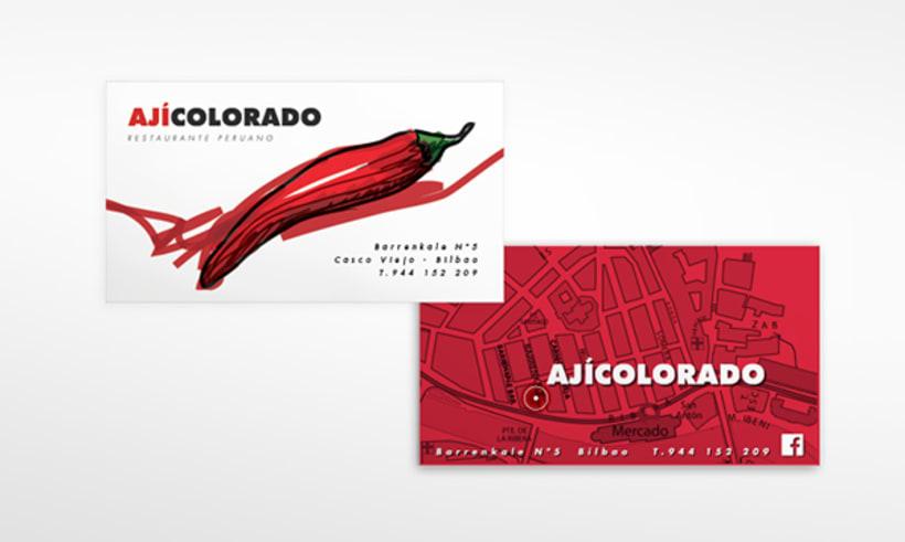 AJÍ COLORADO restaurante peruano -1