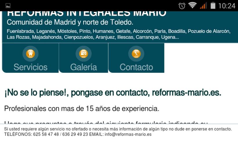 web reformas-mario.es -1