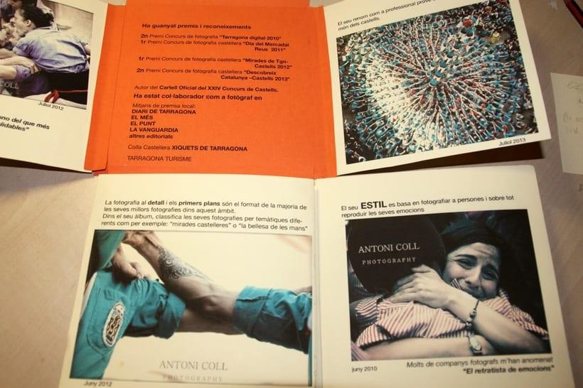 Catalogo Antoni Coll Fotografia 1
