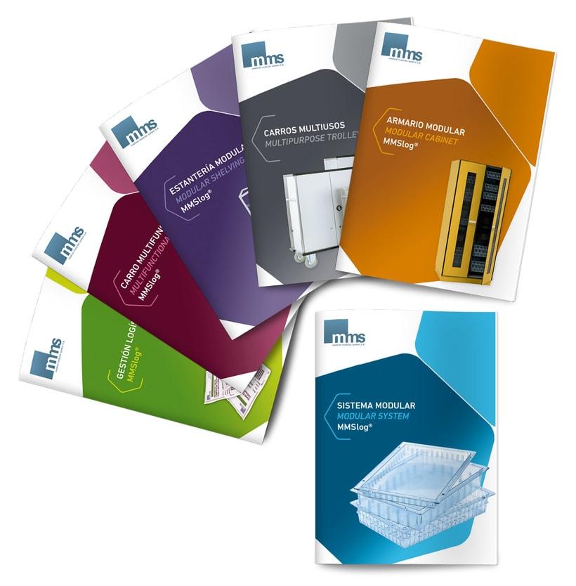 Catálogo de productos para Medical Modular System -1
