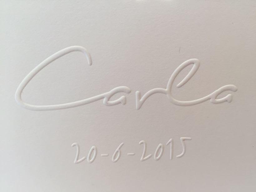 Detalle Bautizo de Carla 3