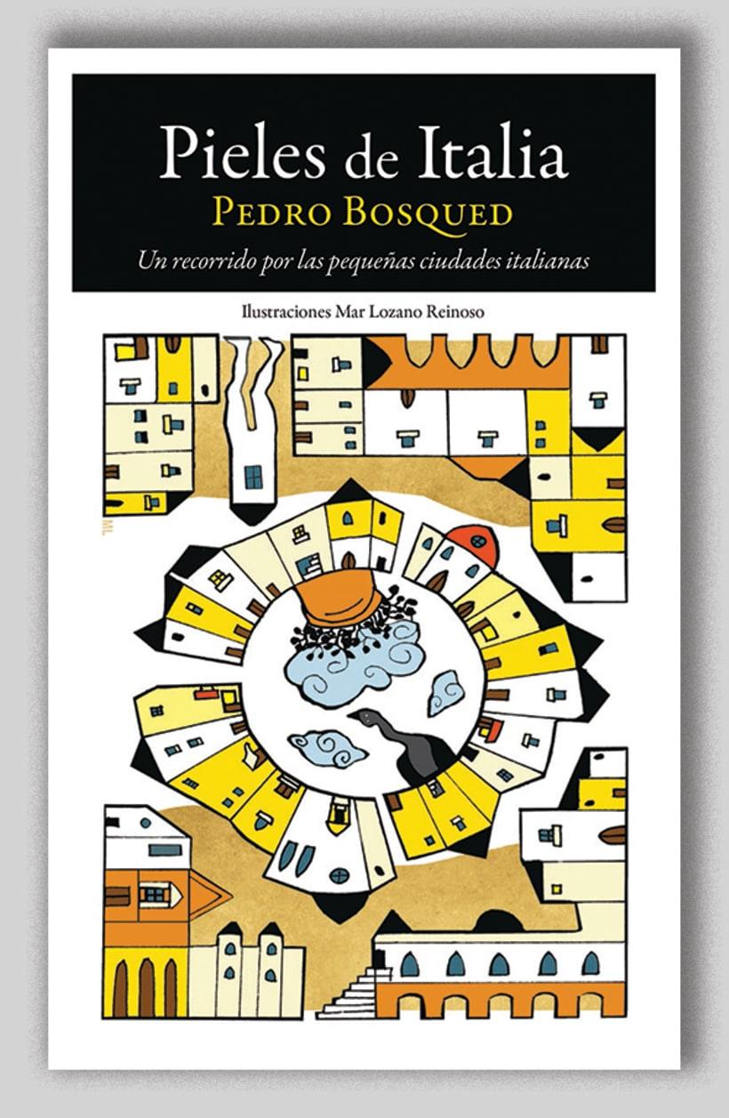 Pieles de Italia (Editorial Confluencias) Ilustraciones Mar Lozano Reinoso 1