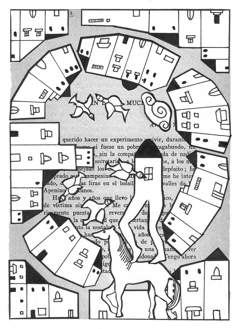 Pieles de Italia (Editorial Confluencias) Ilustraciones Mar Lozano Reinoso 3