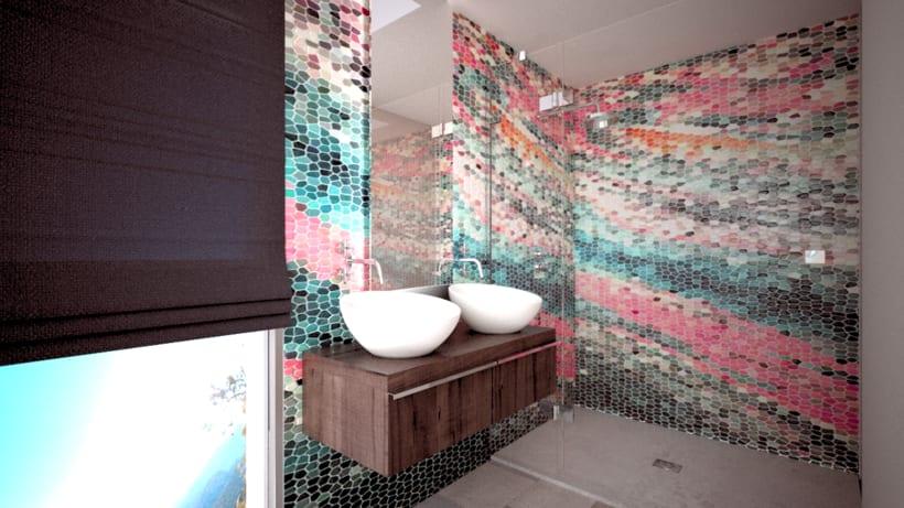 Diseño Interior en 3d para Reforma 0