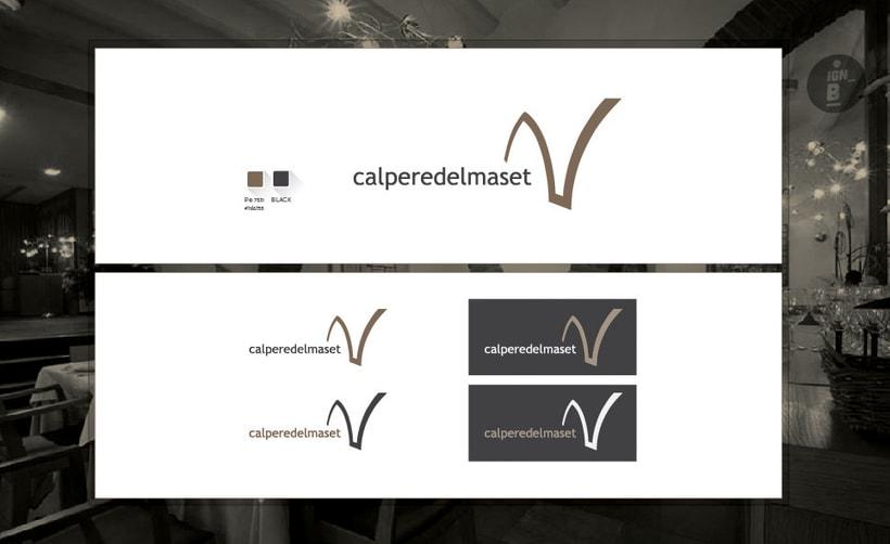 Logo CalPereDelMaset 0