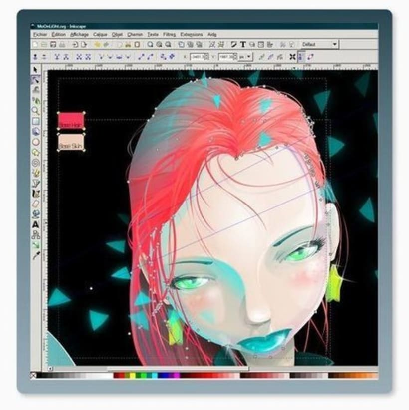 Arte en software libre 3