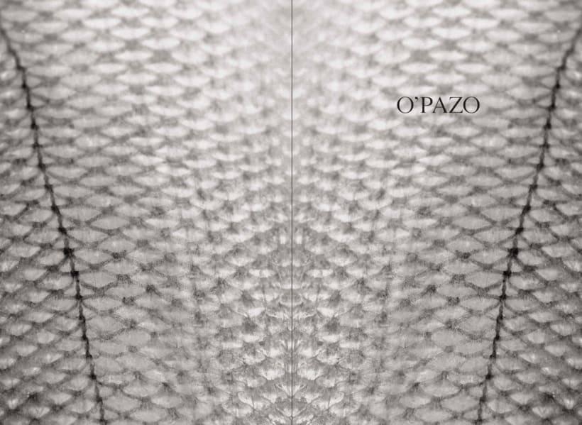 Opazo - Cartas de restaurante 0