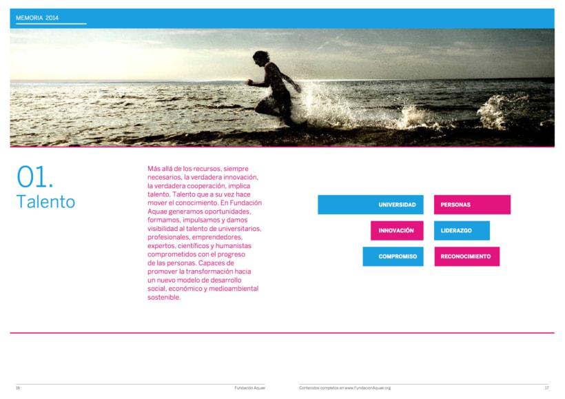 Informe Anual Fundación Aquae -1