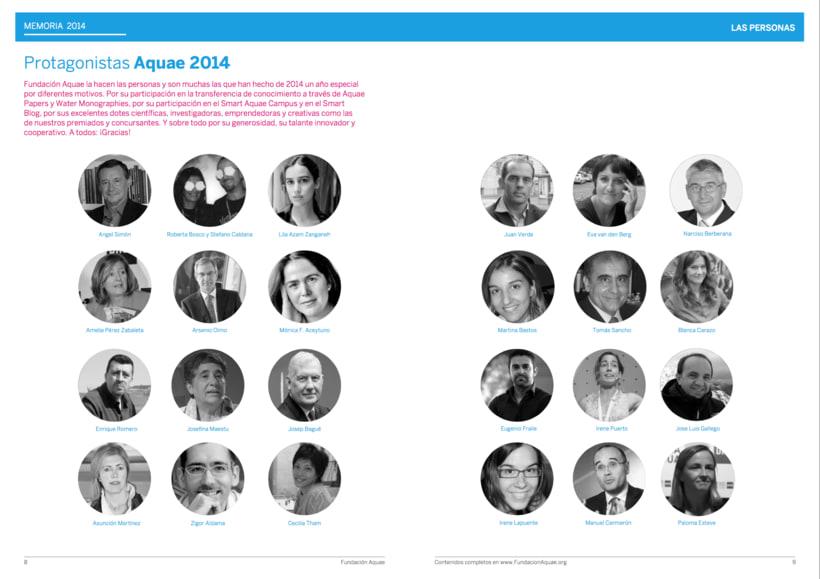 Informe Anual Fundación Aquae 4
