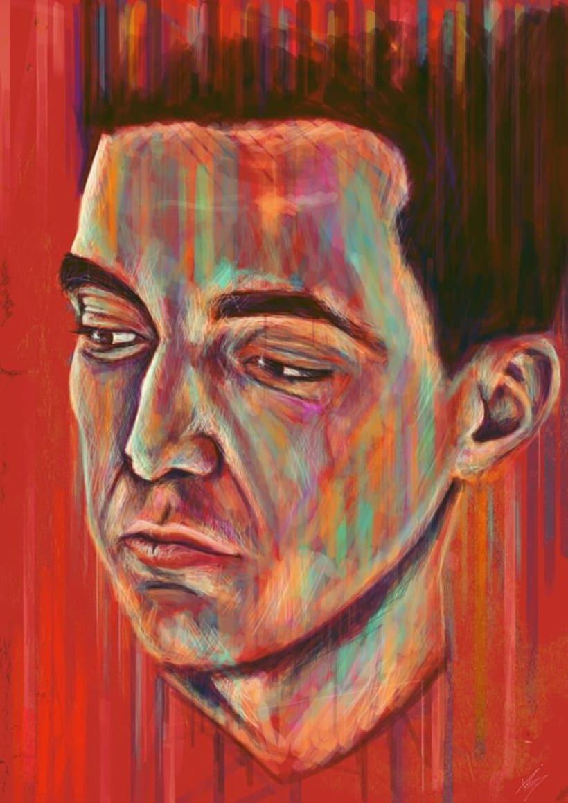 C. tangana - Digital painting -1