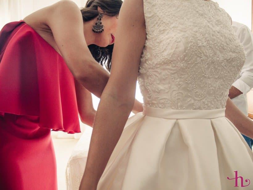Fotografía y Retoque fotográfico de bodas 4