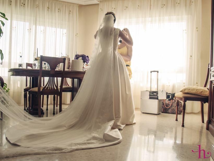 Fotografía y Retoque fotográfico de bodas 6