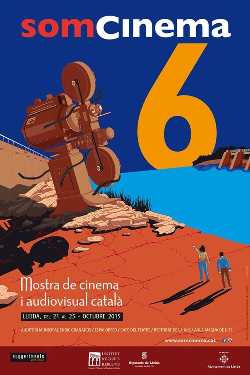 'In the Shadow of the Mountain' meets Som Cinema 2