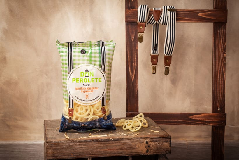Snacks Don Perolete 3