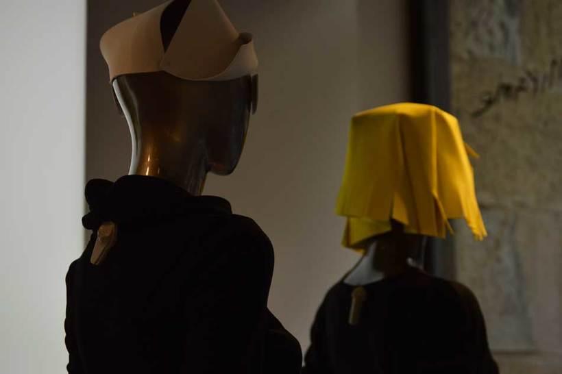 Escaparate Zergatik para el Zinemaldia 2015 inspiración Kill Bill 2