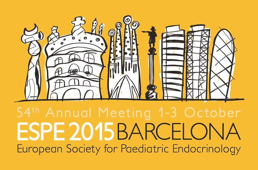 Congreso Internacional de Pediatría, Barcelona 0