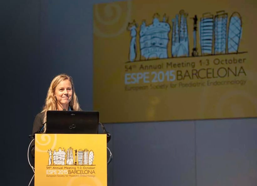 Congreso Internacional de Pediatría, Barcelona 4